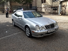 MERCEDES-BENZ CLK 320, 1999 წლის