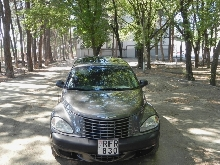 CHRYSLER PT Cruiser, 2001 წლის